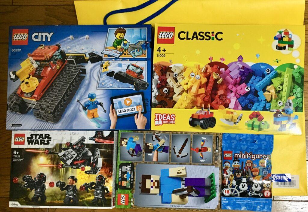 トイザらス LEGO 福袋